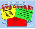 Parkville Community Day